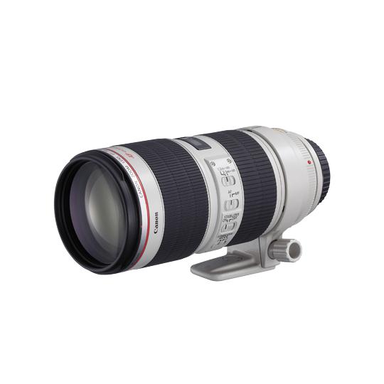 EF 70-200mm F2.8L IS II