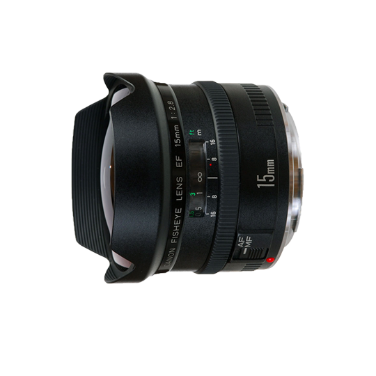 EF 15mm F2.8 FISHEYE