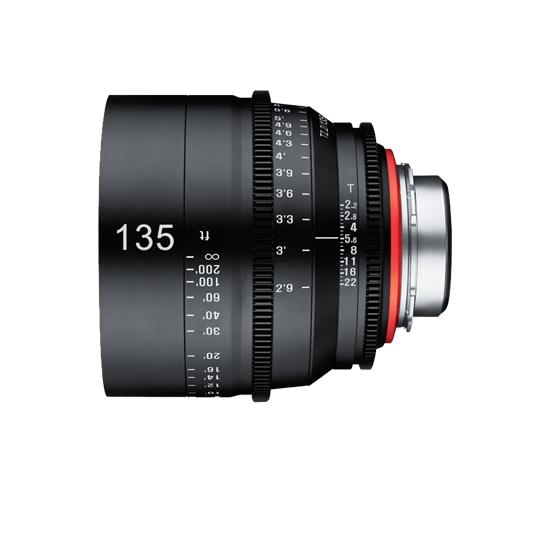 XEEN 135mm T2.2