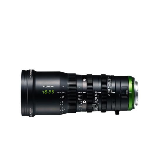 FUJINON 18-55mm T2.9