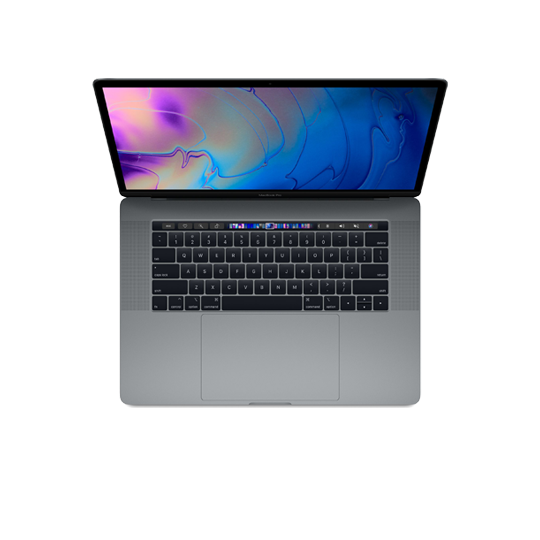 TOUCH BAR, 2018 (15inch)