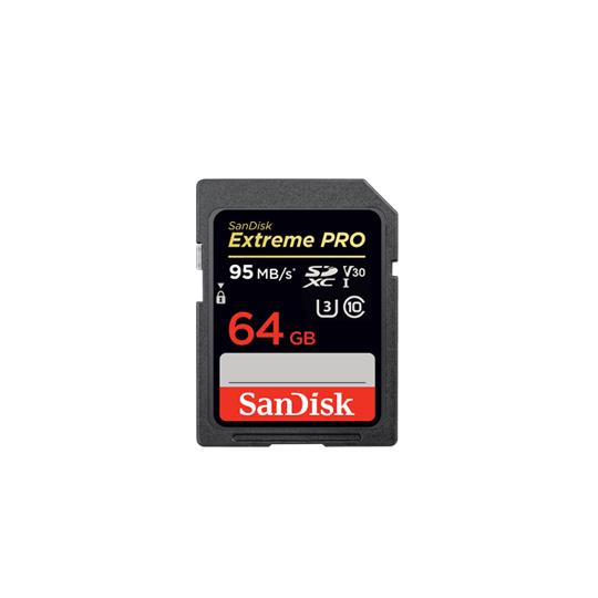 Sandisk SD 64GB (고속)