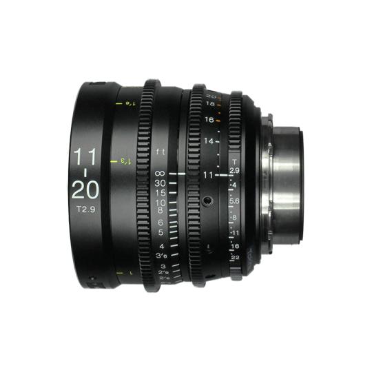 Tokina 11-20mm T2.9