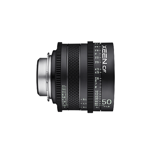 XEEN CF 50mm T1.5
