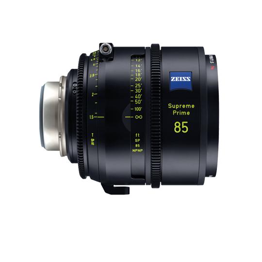 Supreme Prime 85mm