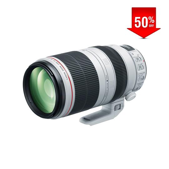 EF 100-400mm F4.5-5.6L II