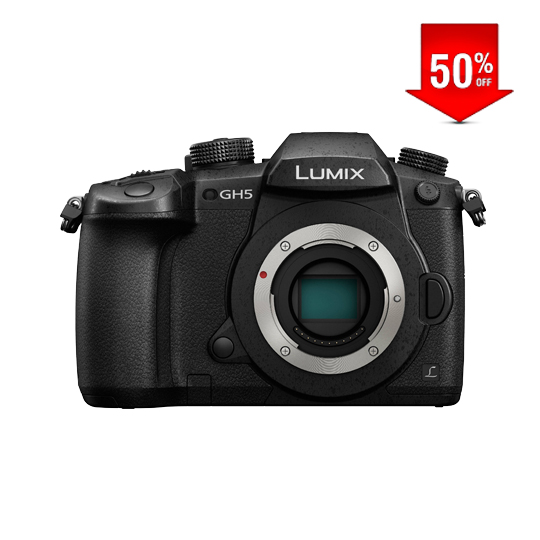 PANASONIC DMC GH5