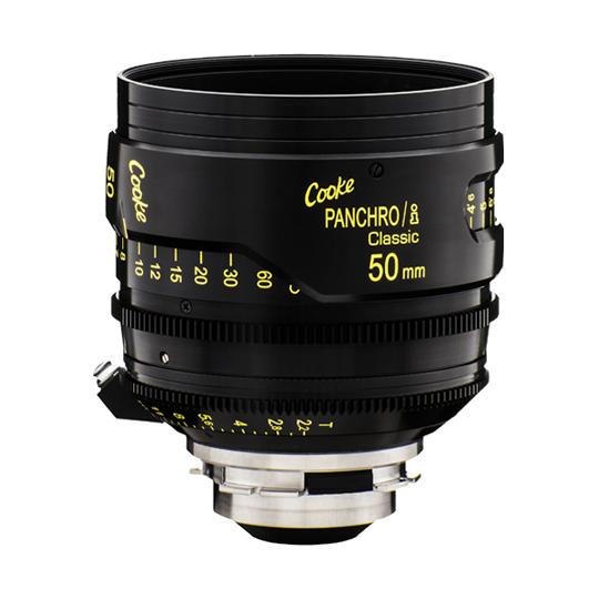 Cooke PanChro/i Prime Lens 50mm T2.2