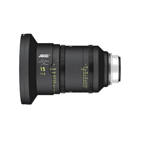 Signature Prime 15mm T1.8