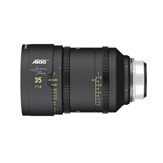 Signature Prime 35mm T1.8