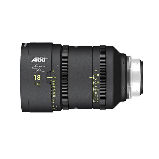Signature Prime 18mm T1.8