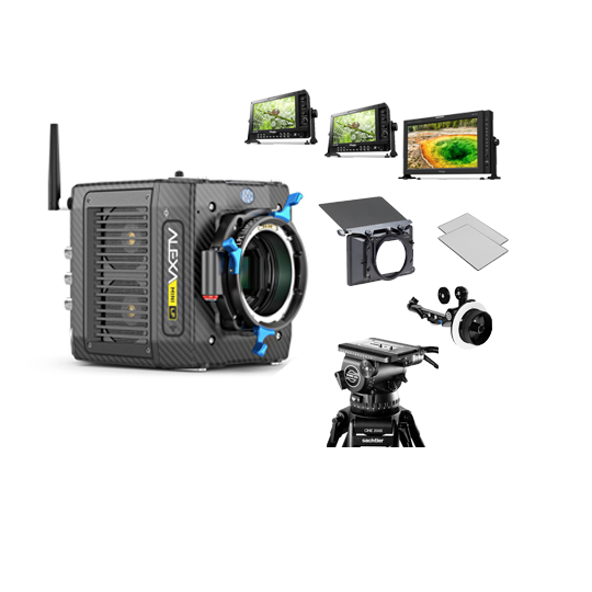 ARRI ALEXA MINI LF Full SET