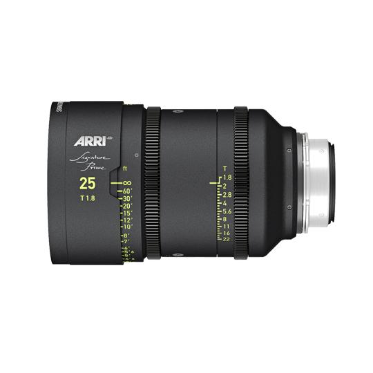 Signature Prime 25mm T1.8