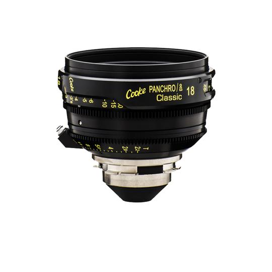 Cooke panchro/i Prime Lens 18mm T2.2