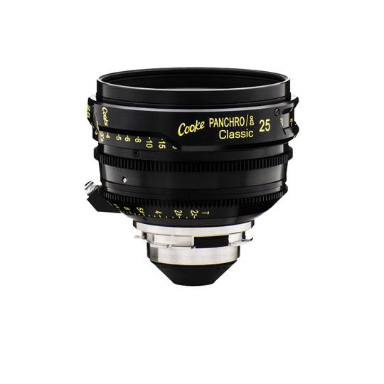 Cooke PanChro/i Prime Lens 25mm T2.2