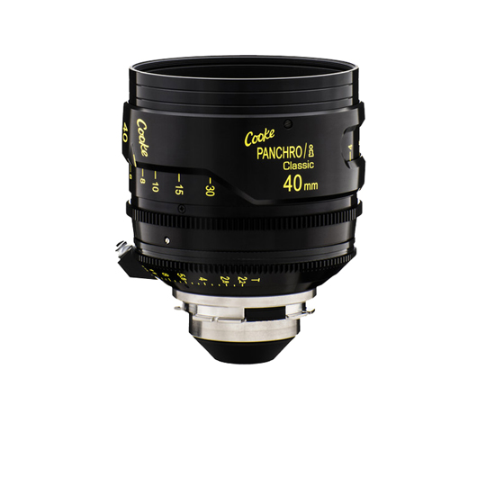 Cooke PanChro/i Prime Lens 40mm T2.2
