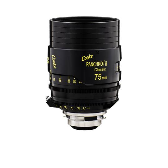 Cooke PanChro/i Prime Lens 75mm T2.2