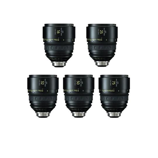 ARRI Master Prime 16mm SET