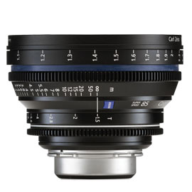 CARL ZEISS Compact Prime CP.2 85mm/T2.1 (PL)