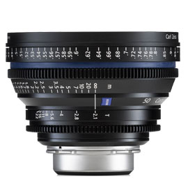 CARL ZEISS Compact Prime CP.2 50mm/T2.1 (PL)