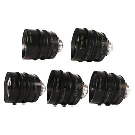 LOMO Illumina Lens SET